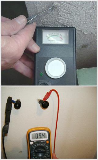 Umidit di risalita elettrosmosi - Togliere umidita in casa ...