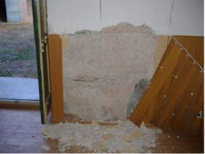 Umidit di risalita come eliminarla rimedi e soluzione - Come eliminare l umidita in casa ...